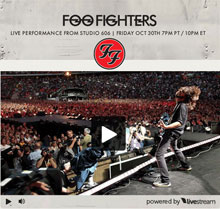 FooFighters_Event