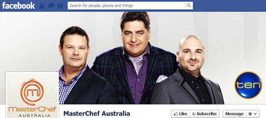 MasterChef Australia Is Using Facebook And Twitter To The Max
