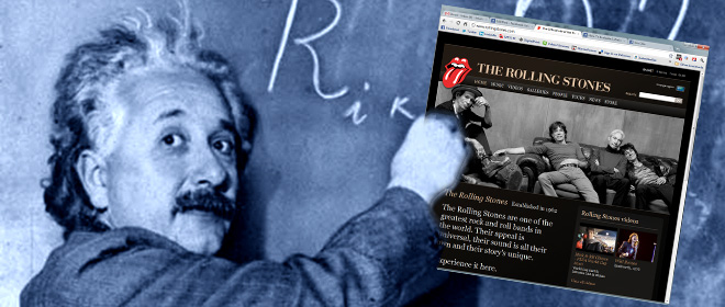 Albert Einstein's Guide How To Research A Website For Marketing Purposes