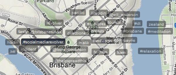 #SocialMediaRevolver tag trending in Brisbane - www.SocialMediaRevolver.com