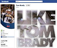 Tom Brady Facebook Page