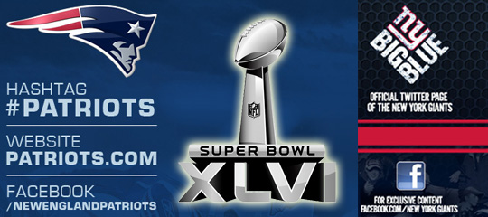 Super Bowl 2012 Social Media Showdown