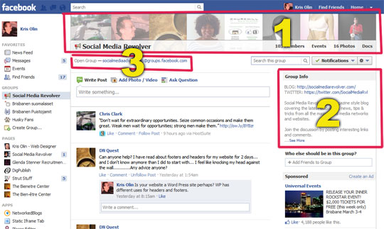 How To Customize Your Facebook Group
