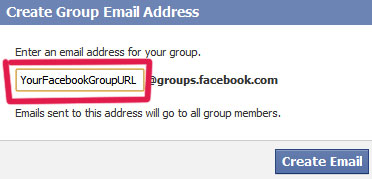 Get Your Own Facebook Group URL