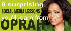 8 Surprising Social Media Lessons You'll Learn From Oprah