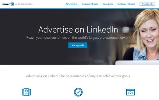 5 Fundamental LinkedIn Tools for Sales and Marketing No2 - LinkedIn Ads