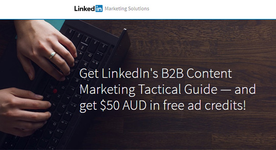 5 Fundamental LinkedIn Tools for Sales and Marketing No 3 - LinkedIn Content Marketing