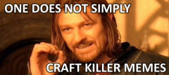 The Secret To Crafting Killer Memes - Boromir Simply - Social Media Revolver