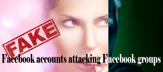 EXPOSED! Fake Facebook Accounts Attacking Facebook Groups
