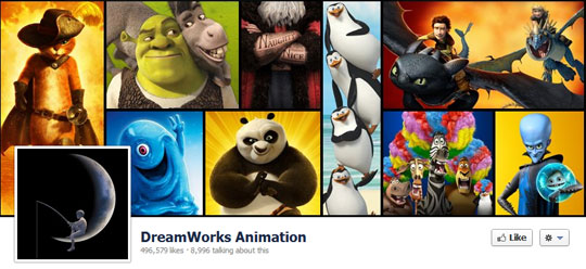 dream works animation