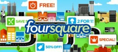 Foursquare App for Social Media Marketing