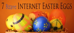 7 Bizarre Internet Easter Eggs - Social Media Revolver